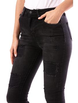 Jeans Dama ANightOut Negru-2