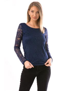 Bluza Dama Ddannty67 Bleumarin