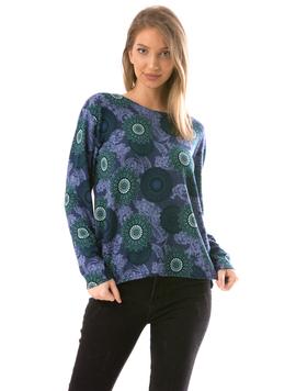 Bluza Dama CollarSimple20 Verde