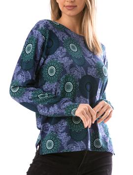 Bluza Dama CollarSimple20 Verde-2