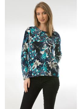 Bluza Dama CollarSimple42 Bleumarin
