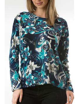 Bluza Dama CollarSimple42 Bleumarin-2