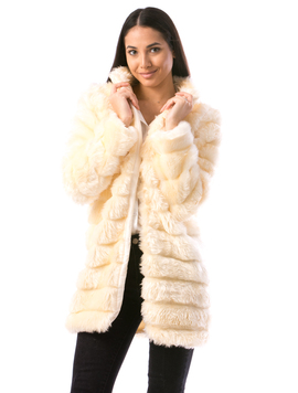 Cardigan Dama LuxurySoft24 Alb