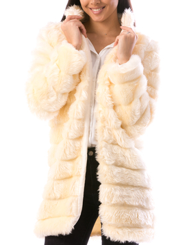Cardigan Dama LuxurySoft24 Alb-2
