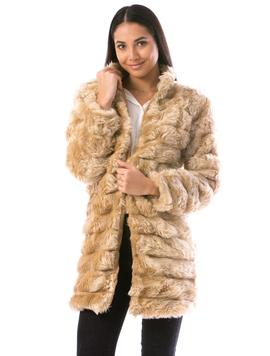 Cardigan Dama LuxurySoft24 Bej