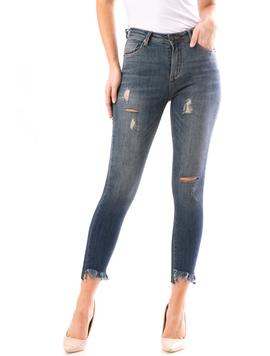 Jeans Dama DownBrocky16 Bleumarin