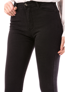 Jeans Dama Jesty32 Negru-2