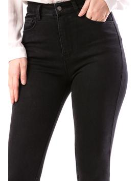 Jeans Dama Jesty34 Negru-2
