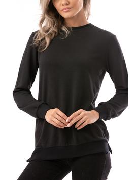 Bluza Dama CozyDay Negru-2