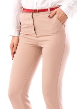 Pantaloni Dama Batal SoftWork Bej-2