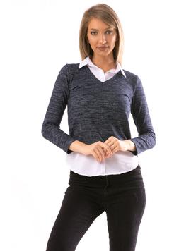 Bluza Dama Katrys78 Bleumarin