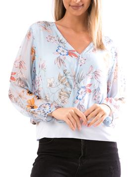 Bluza Dama Katryna44 Bleu-2