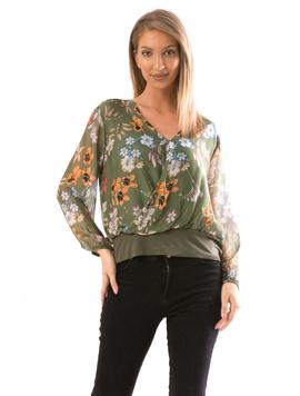 Bluza Dama Katryna44 Verde