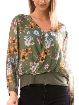 Bluza Dama Katryna44 Verde-2