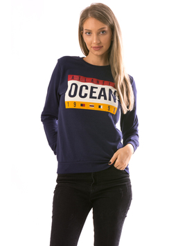 Bluza Dama OceanWy98 Bleumarin