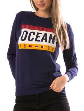 Bluza Dama OceanWy98 Bleumarin-2