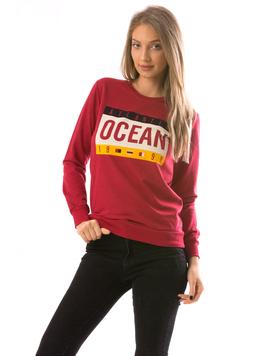 Bluza Dama OceanWy98 Rosu