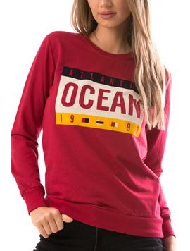 Bluza Dama OceanWy98 Rosu-2