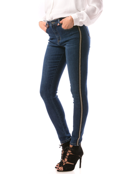 Jeans Dama LessYto09 Bleumarin
