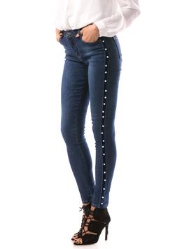 Jeans Dama Lessy76 Bleumarin