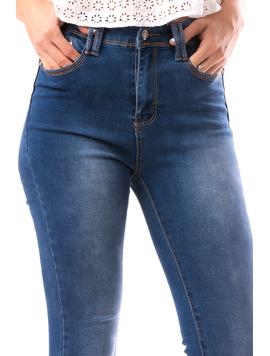 Jeans Dama McOne Albastru-2
