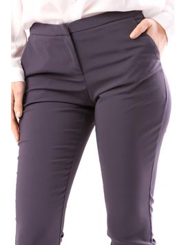 Pantaloni Dama SeriousAgain Gri-2