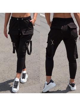 Pantaloni Dama FeetThing19 Negru-2