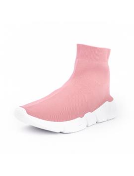 Adidasi Dama Inalti Sneakers Roz-2