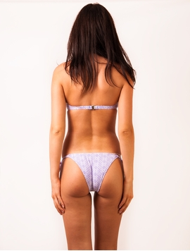 Costum De Baie Back To Summer Purple&White-2