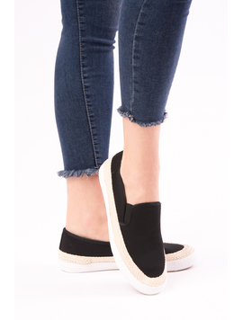 Espadrile Dama One Another Negre