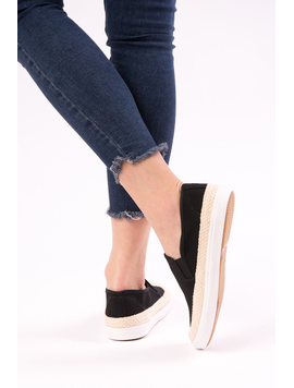 Espadrile Dama One Another Negre-2
