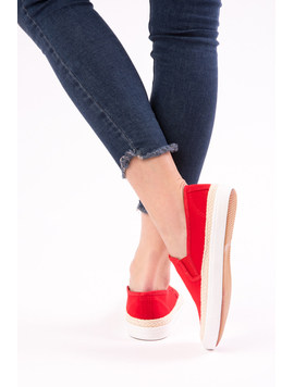 Espadrile Dama One Another Rosii