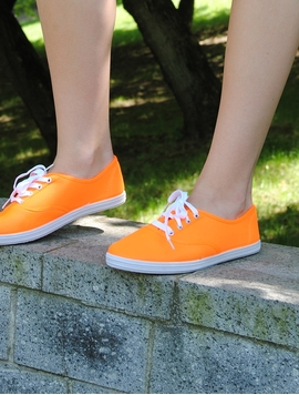 Espadrile Wild New Dream Orange-2