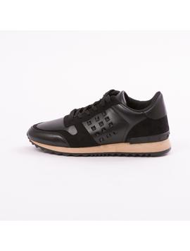 Pantofi Sport Casual UpForRunning Negru
