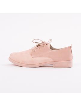 Pantofi Dama ShineySnake Roz