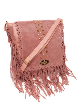 Geanta Shine The Fringe Pink
