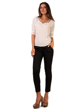 Pantaloni Dama Office Pocket Pants Negri