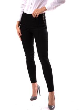 Pantalon Dama CasualFit Negru-2