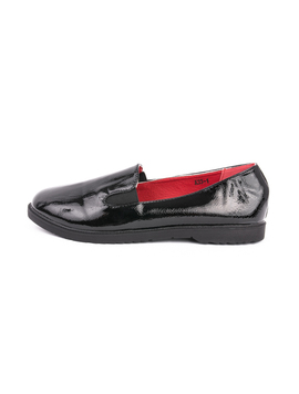 Pantofi Dama Luciosi For You Negru-2