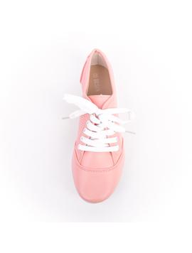 Pantofi Dama Cu Siret Transformers Roz-2