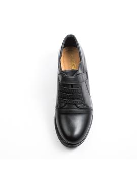 Pantofi Dama Cu arici Si Barete Elastice MagicOne Negru-2