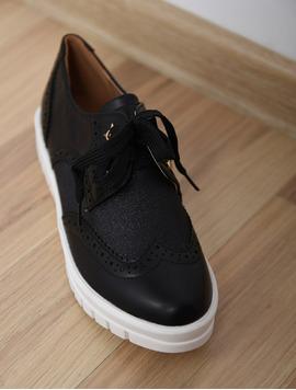 Pantofi Dama Casual Outside Negri-2