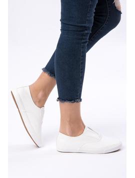 Pantofi Dama Sport Cu Elastic Running Albi-2