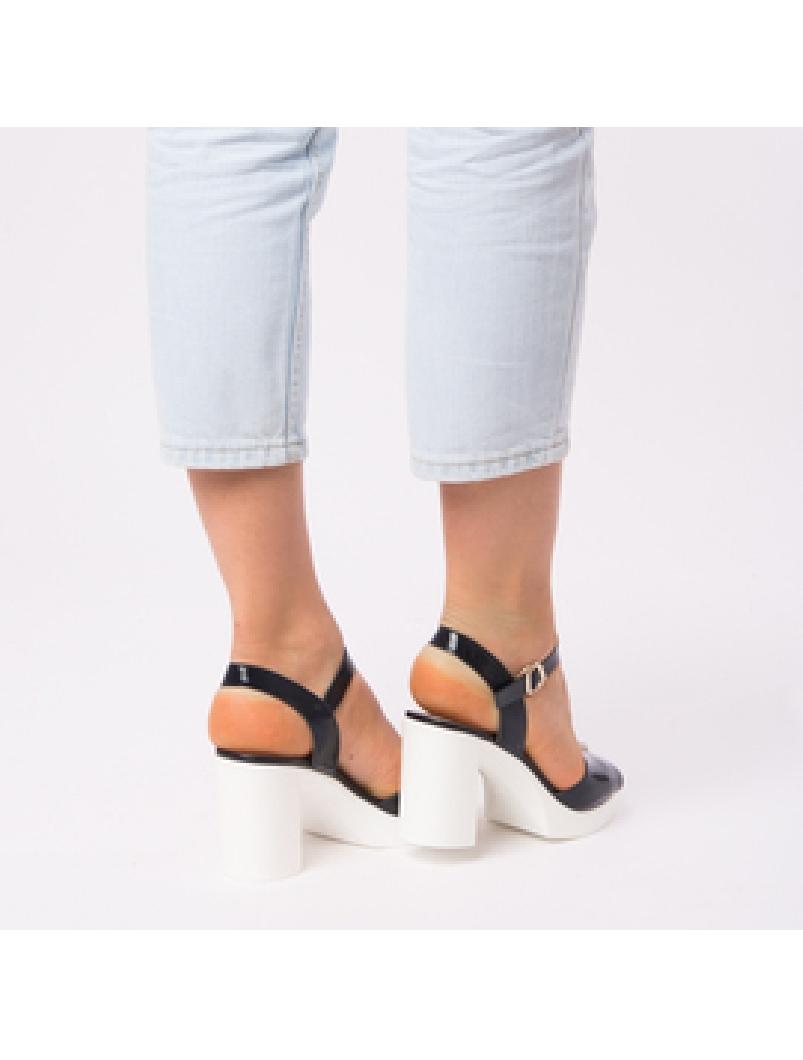 Sandale Dama Lacuite Brianna Bleumarin-2