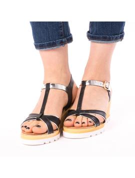 Sandale Dama Ideal Negre-2