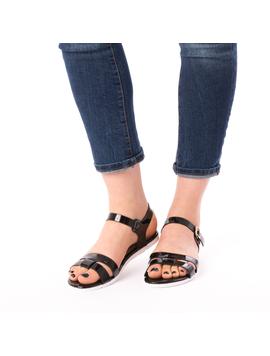 Sandale Dama Zimbo Negre-2