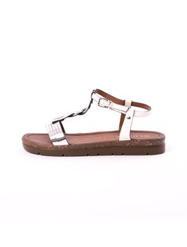 Sandale Dama Trend Argintii