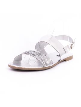 Sandale Dama ShinyDay Argintii-2