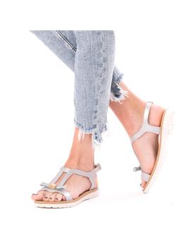 Sandale Dama BestNight Gri