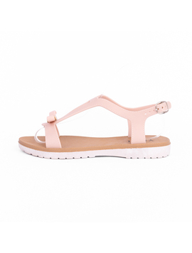Sandale Dama BestNight Roz Pal-2